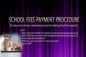 School Fees Payment